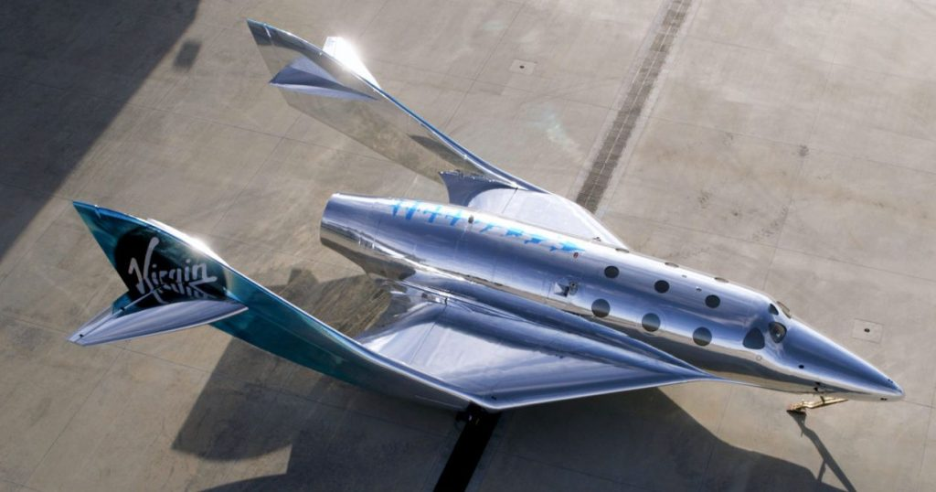 Virgin Galactic is ready to take customers into space