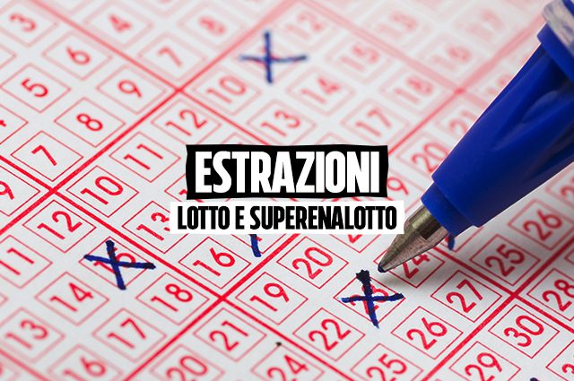 Lotto and SuperEnalotto draw today July 3, 2021, winners by numbers and odds