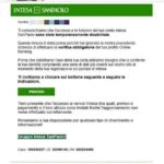 Intesa San Paolo and Unicredit account holders are victims of phishing 2
