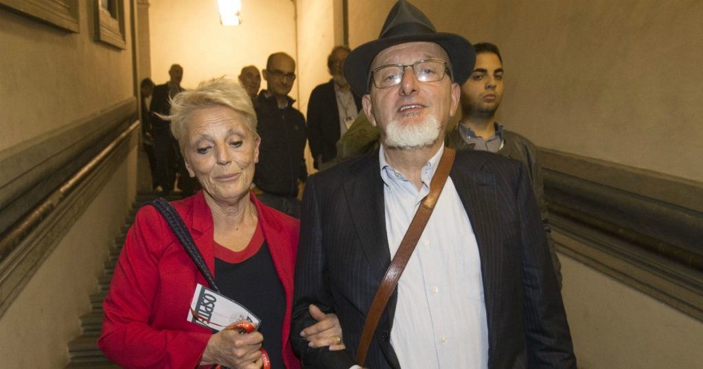 Matteo Renzi, mother Laura Bovoli has been acquitted of fraud bankruptcy charges in Kunio