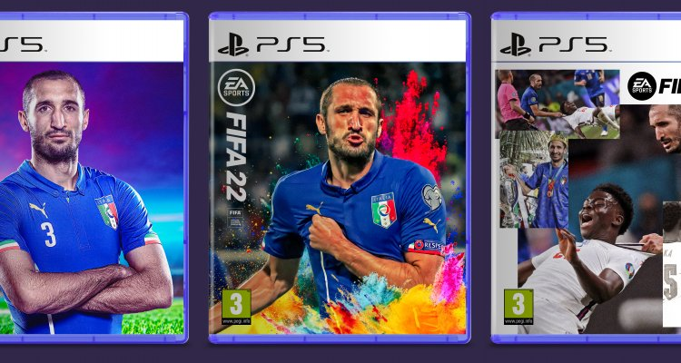 FIFA 22, Chiellini on the cover?  Vote for the cover you like best, waiting for EA Sports - Multiplayer.it