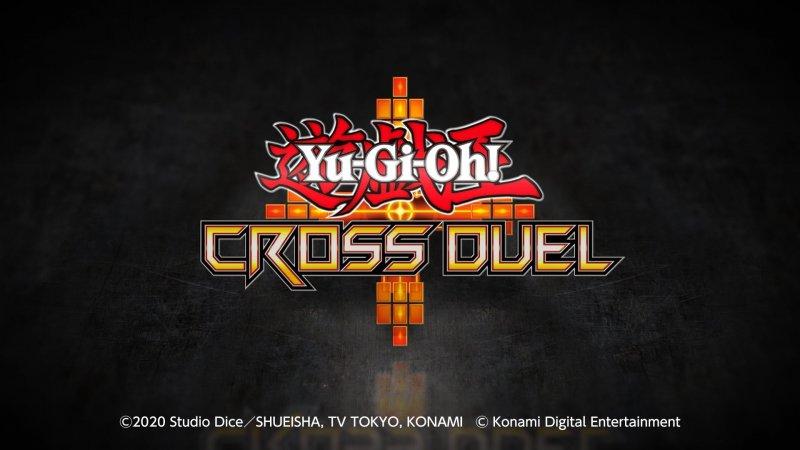 Yu-Gi-Oh!  Cross Duel, logo