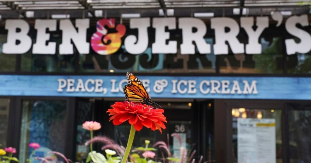 Ben and Jerry's will not stop the occupation of Palestinian lands, but one fact revealed it