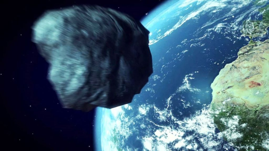 An asteroid the size of the Giza pyramid will approach Earth tomorrow, Sunday, July 25 - Scientific News