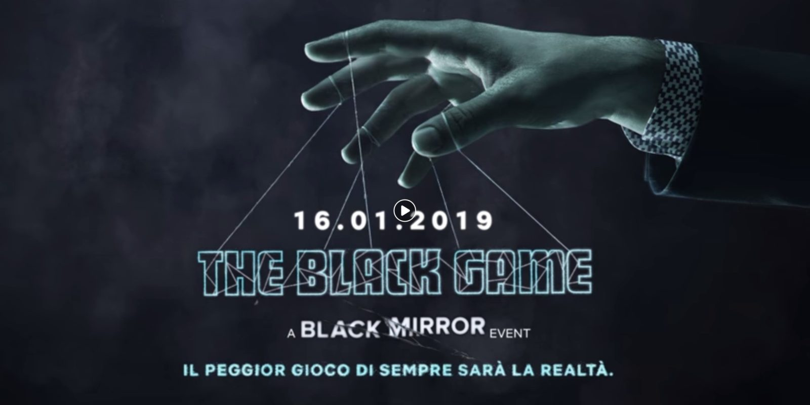 Netflix is actually introducing The Black Game