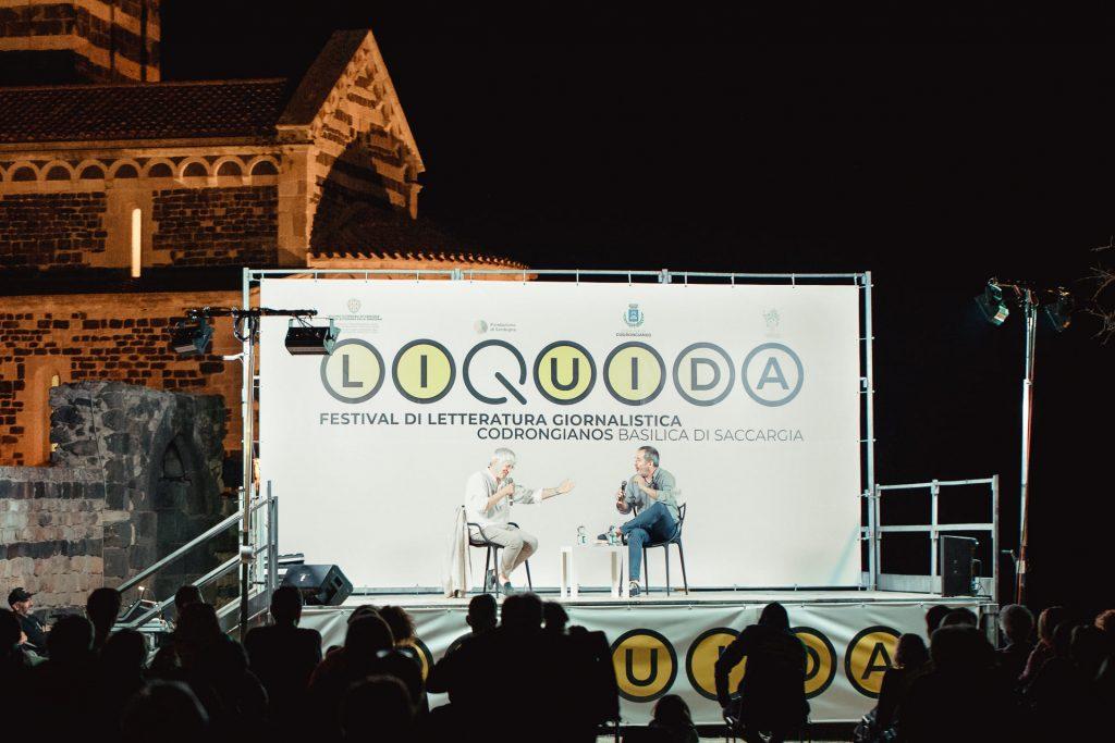 The second day of the Liquida Festival: Cuzzocrea and Severgnini in Codrongianos