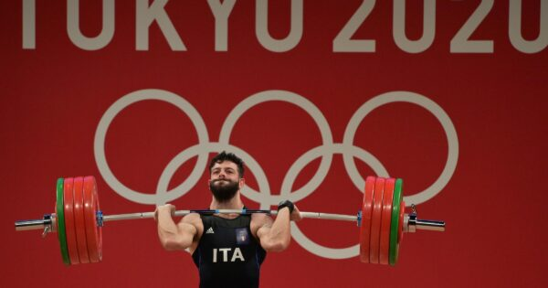 """Who is Antonio Pezzolato, the """"Caterpillar"""" who bronzed in weightlifting makes up for bullying"""