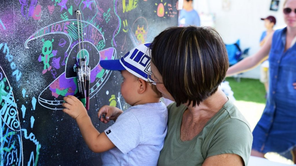 ArtWalk at Liberty Station celebrates 16 years of a free event