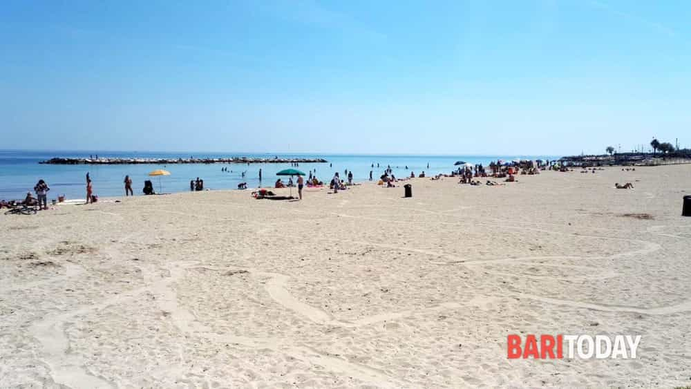 Bari weather forecast for the weekend of 3-4 July 2021
