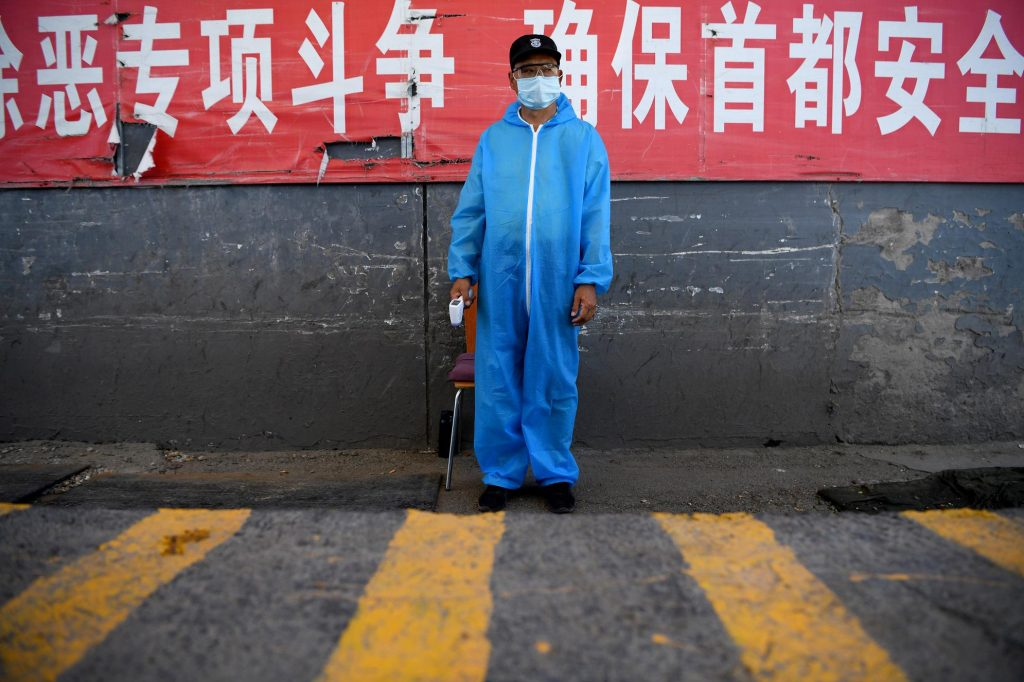 COVID, first two cases in Beijing in 6 months: Cluster concerns in Nanjing