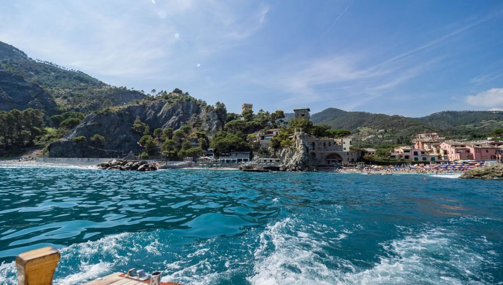 """Cinque Terre with Airbnb on vacation at the movie """"Luca"""" venues"""