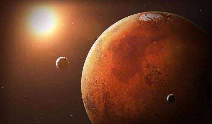 Deep Space: All the Madness About Mars