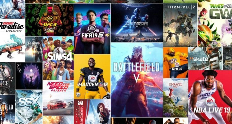Electronic Arts don't want ads to be inserted into console games, rejection arrives - Nerd4.life