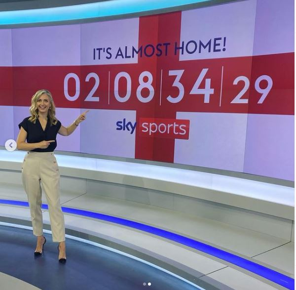"""Euro 2020, for English television, the victory has already been written.  Live countdown: """"The Cup is close to home"""""""