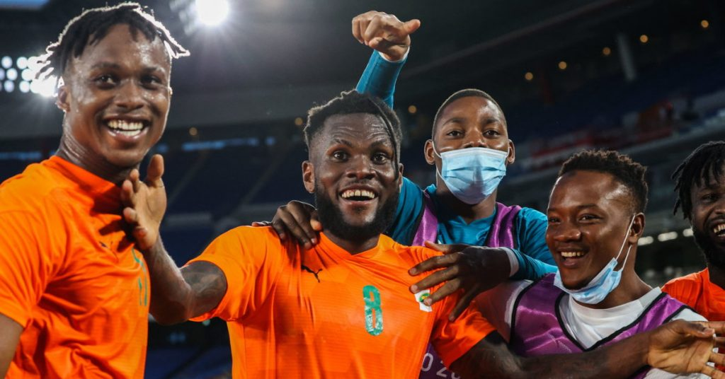 Football in Tokyo 2020: The failure of France, Spain and Casey fires Ivory Coast |  News