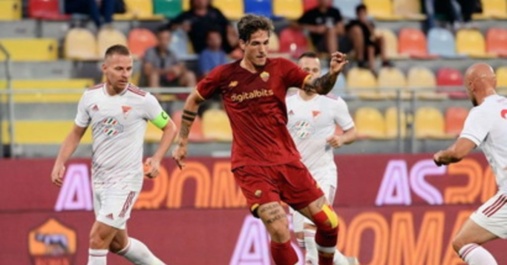 Friendly matches: Roma reduced 5 goals against Debrecen and Mourinho smiles with Zaniolo and Dzeko |  News