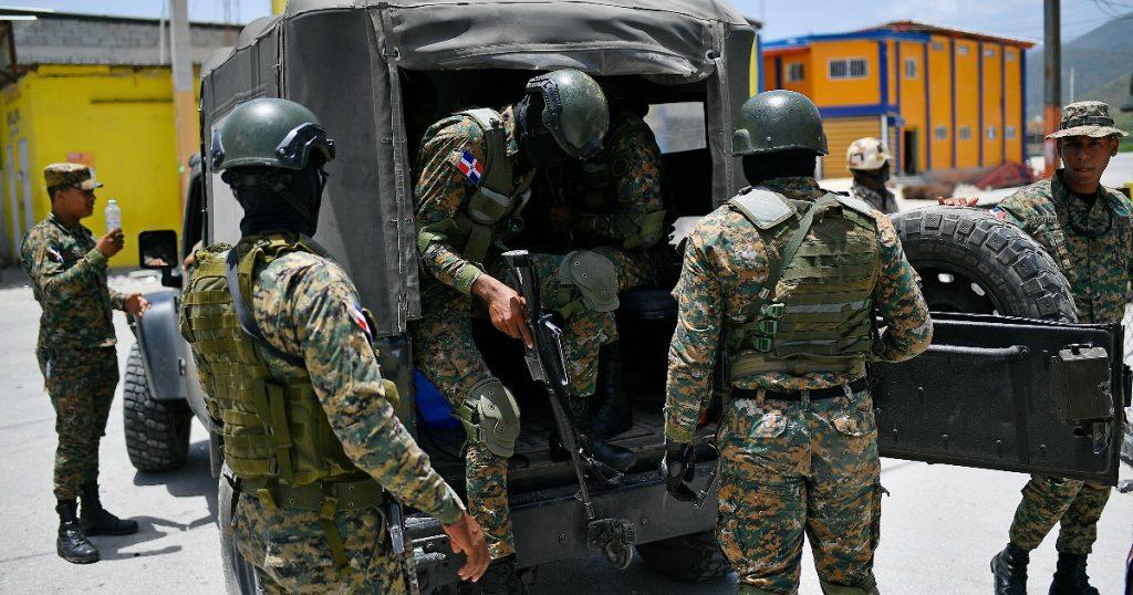 "Haiti, Joseph Lambert is the new interim leader.  Yusa: ""We are sending FBI investigators into the country."""