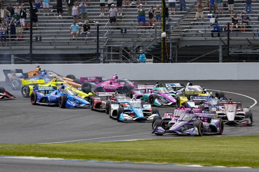 IndyCar, a new challenge in Ohio.  Penske still unsuccessful - OA Sport