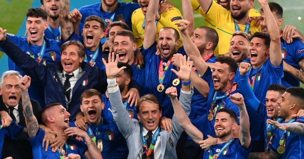 Italy-England, Assouri Report Cards: Mancini's masterpiece, 9th Donorumma-Bonucci and Sielini yet another impossible wall