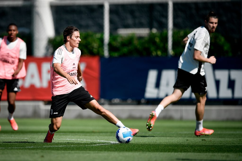 Juventus has a player who can impress Allegri
