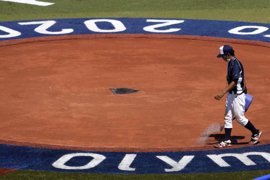 News 21 July 2032 Games in Brisbane.  Italy's softball holds itself against the United States - OA Sport