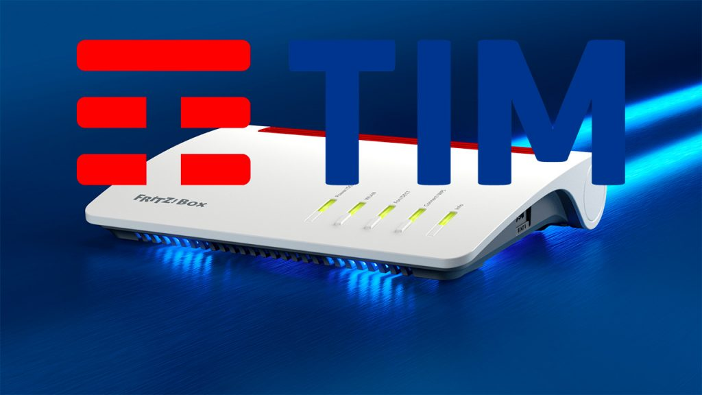 Reset TIM (Without Warning) Fritz Router!  Box 7590 is making users angry!  Here's what happened