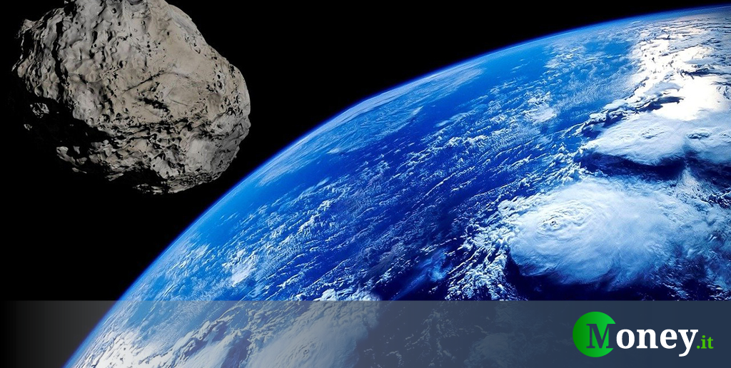 Scientists expected that a giant asteroid would hit the sun