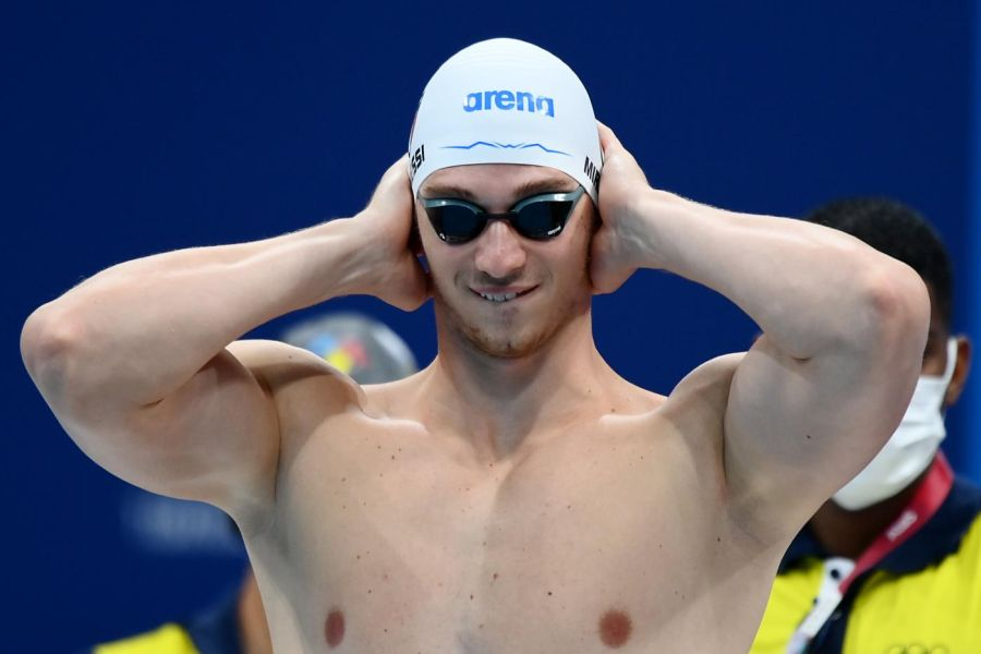 Swimming, majestic Italy!  4 x 100 SL Takes a Historic Silver Medal at Tokyo 2020!  - OA Sport