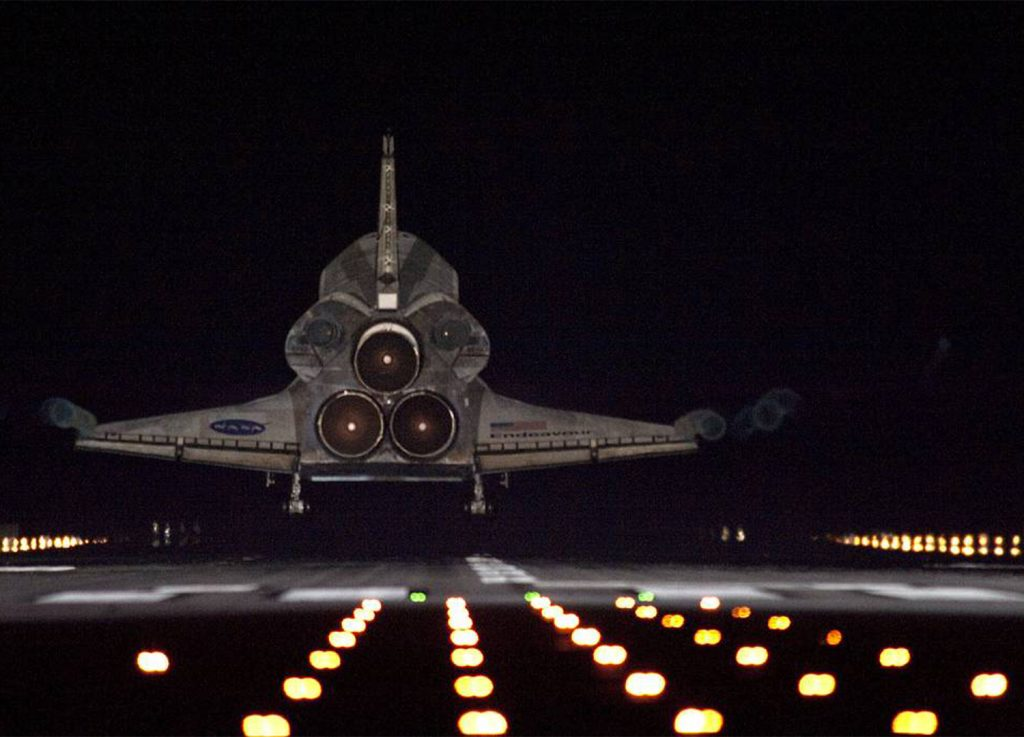 Ten years ago the end of the shuttle era