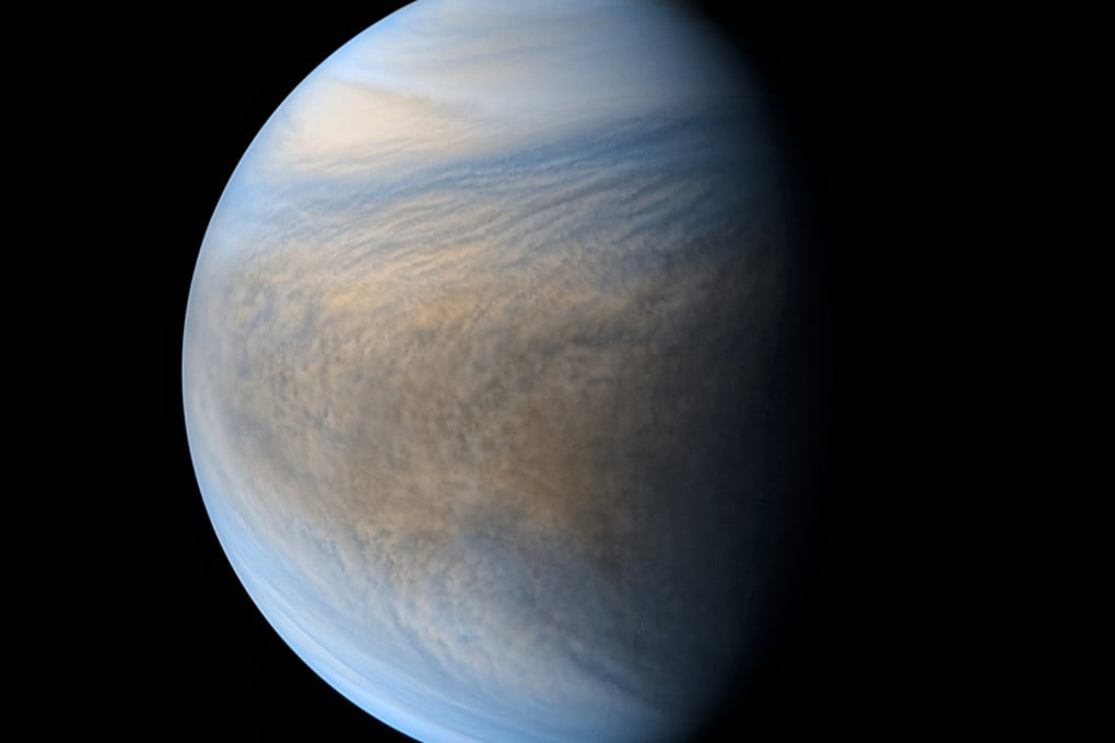 The clouds of Venus are not suitable for life