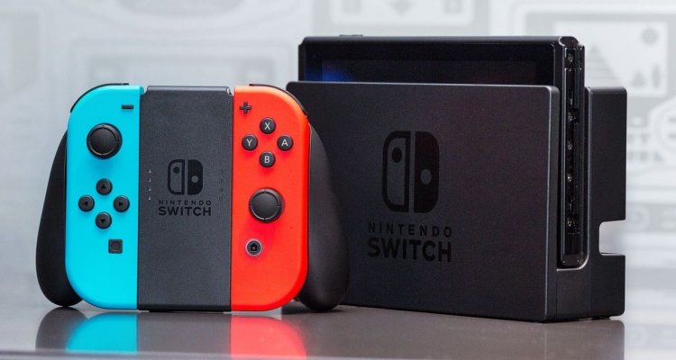 The switch gets too hot in the summer?  Nintendo says to use the vacuum cleaner - Nerd4.life