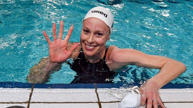 Tokyo 2020: Federica Pellegrini Eternal: Fifth Olympic Final