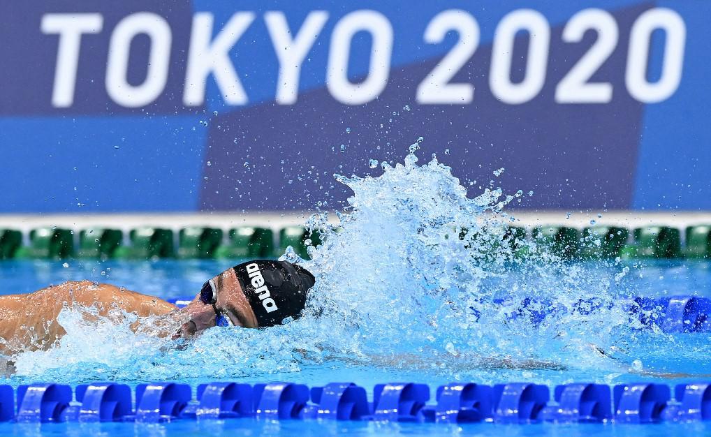 "Tokyo 2020, Paltrinieri silver 800 SL: ""more than a miracle"""