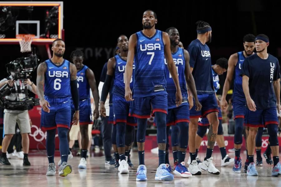 USA USA - Tough commitment to OA Sport