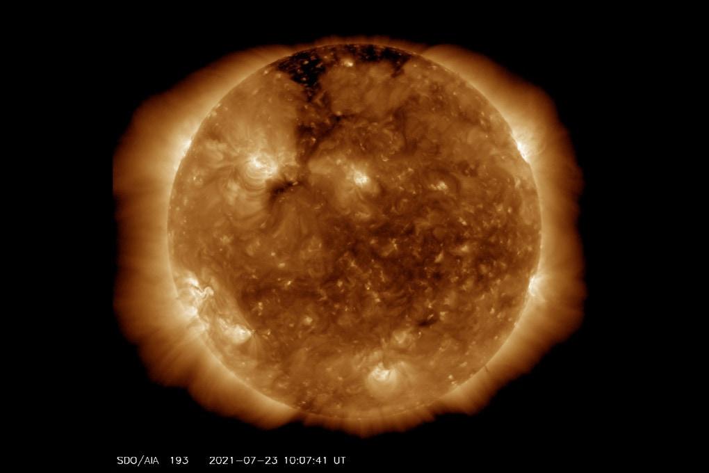 Vibrations of the sun - Focus.it