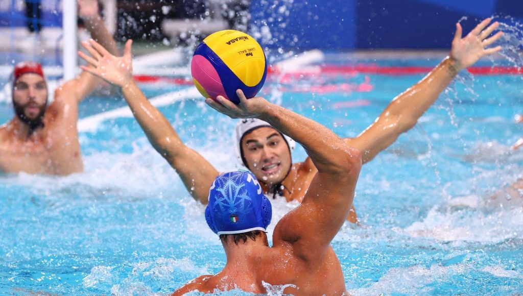 Water polo: Italy defeated the United States.  The return of Cetabello