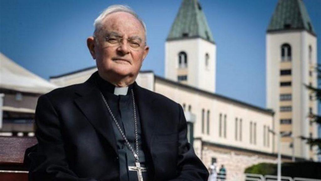 Bishop Henrik Hauser's condition is serious