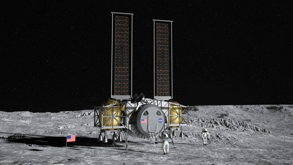 Moon landing Artemis