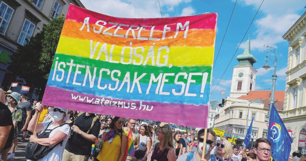 """Hungary, a tough battle with Brussels.  Orbàn: """"Unprecedented attack, we don't want LGBTQ lobbyists in our schools"""""""