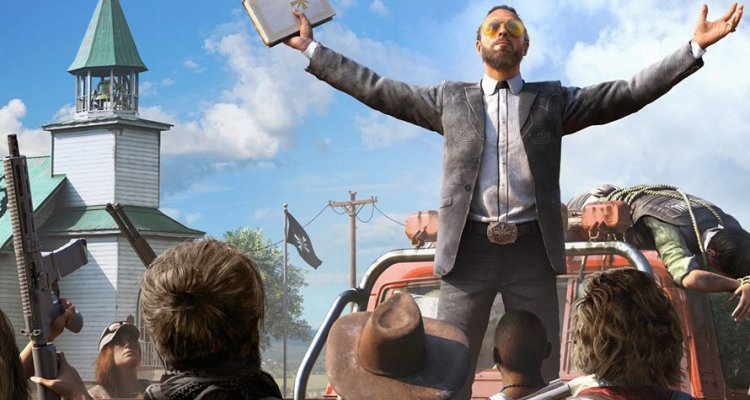 Far Cry 5 is free this weekend on all platforms - Nerd4.life