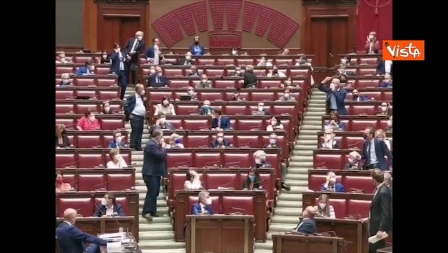 Representatives of Raptus, Liu and Ivy fight after Fornaro's words: Justice, chaos in the room