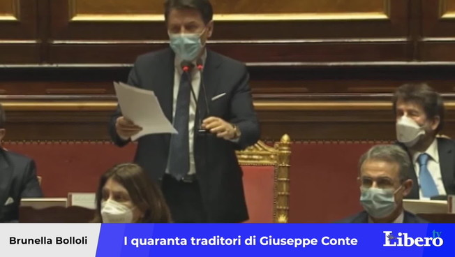 Names and surnames, 40 traitors of Giuseppe Conte here: M5s and former PM fall for justice