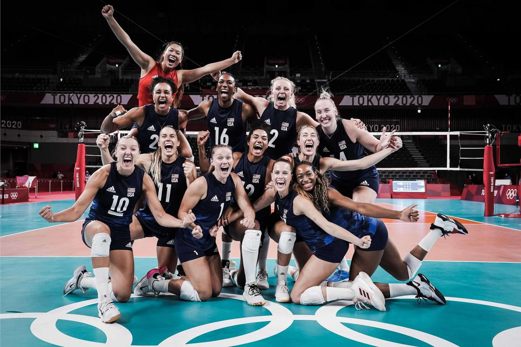 Tokyo 2020: US makes Serbia unrecognizable.  Nate 3-0, Larsen Superstar