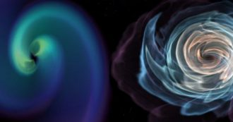 Gravitational waves, new signal likely from neutron star swallowed by a black hole: an event never seen before
