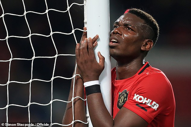 Paul is likely to remain at Manchester United this summer following the departure of Paris Saint-Germain and Lionel Messi