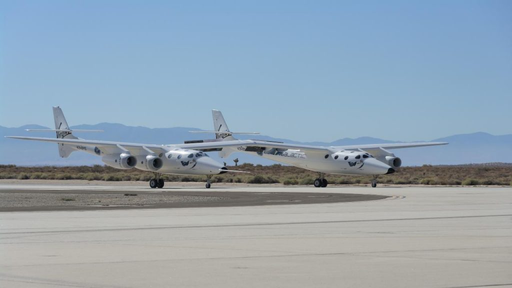 The space passengers on board Virgin Galactic are Italian: This is what they are