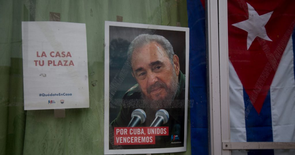 Fidel Castro was born ninety-five years ago, so what is left of his revolution?