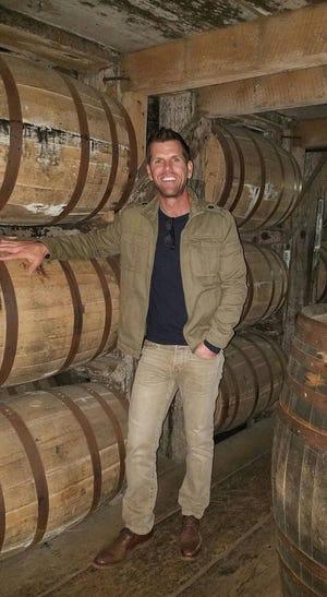 Jeff Paleski, founder of Distillery No. 21 in Vero Beach