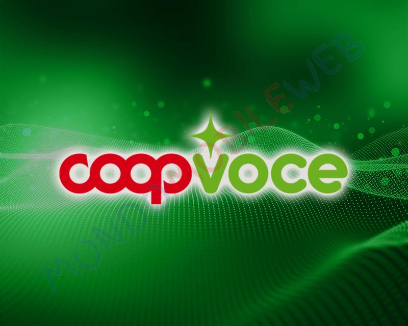 CoopVoce preview: Evo 100 comes for 8.90 € per month and Evo 30 for 6.90 € per month - MondoMobileWeb.it