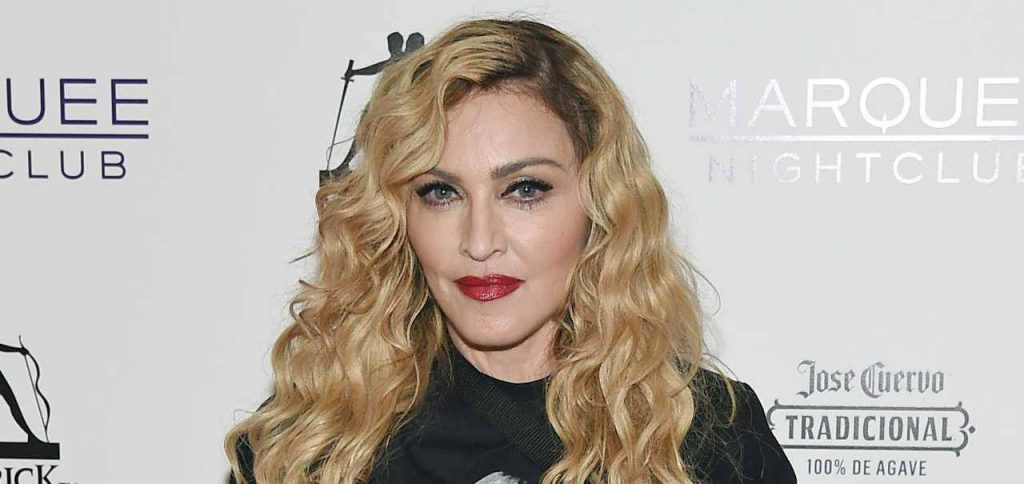 Have you seen Madonna's boyfriend?  They are 35 years old